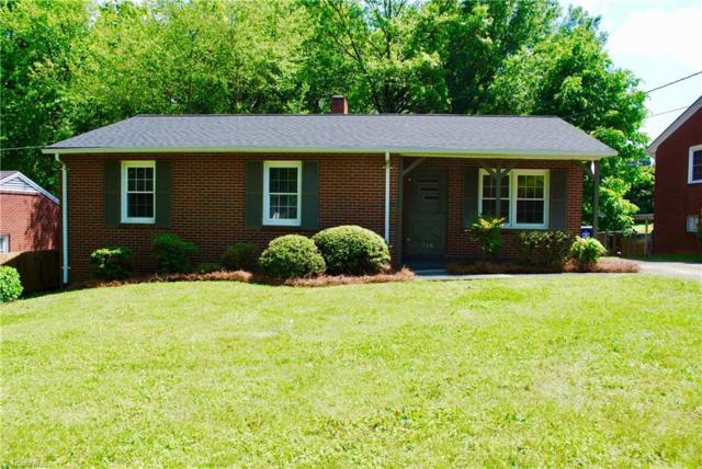 2760 Lyndhurst Avenue, Winston Salem, NC 27103 (MLS #886104) :: Banner Real Estate