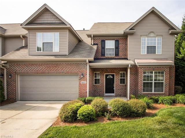 4005 Tuscany Lane, Greensboro, NC 27410 (MLS #886105) :: Banner Real Estate