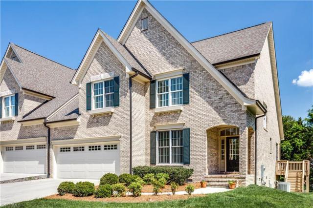 6 Linden Lane, Greensboro, NC 27410 (MLS #886197) :: Banner Real Estate
