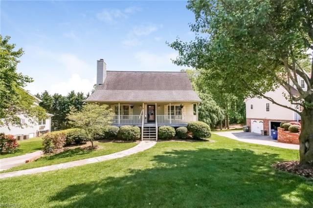 1008 Kingstree Ridge Drive, Winston Salem, NC 27127 (MLS #886238) :: Banner Real Estate