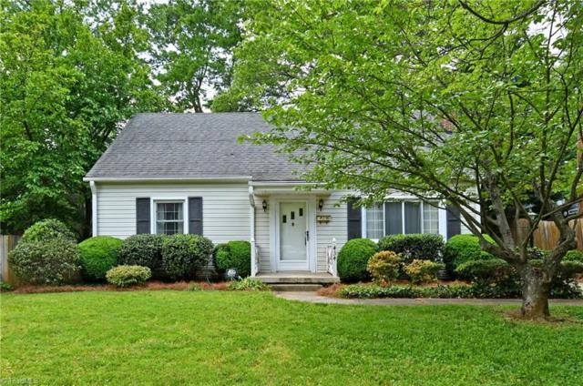 434 Horace Mann Avenue, Winston Salem, NC 27104 (MLS #886372) :: Banner Real Estate