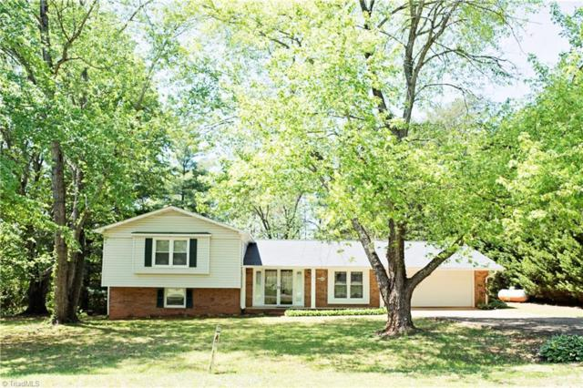 124 Rolling Road, Madison, NC 27025 (MLS #886385) :: Banner Real Estate