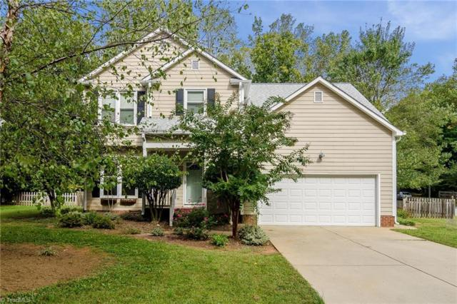 2700 NW Regents Park Lane NW, Greensboro, NC 27455 (MLS #886454) :: Banner Real Estate