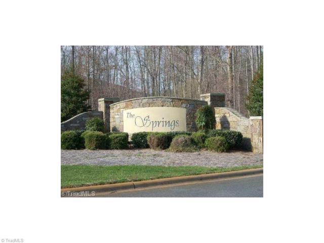 350 Pinnacle Trail, Denton, NC 27239 (MLS #886474) :: Banner Real Estate