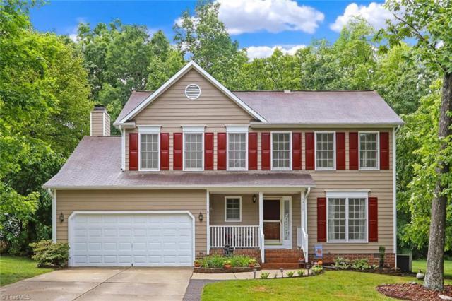 6415 Woodmont Road, Jamestown, NC 27282 (MLS #886488) :: Banner Real Estate