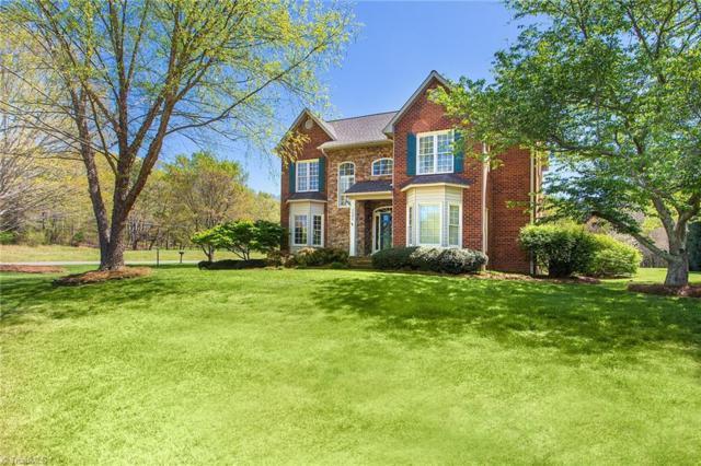 3495 Dixiana Lane, Pfafftown, NC 27040 (MLS #886521) :: Banner Real Estate