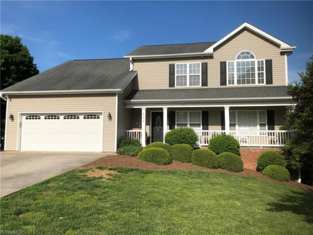 900 Wellesley Place Drive, Lewisville, NC 27023 (MLS #886587) :: Banner Real Estate