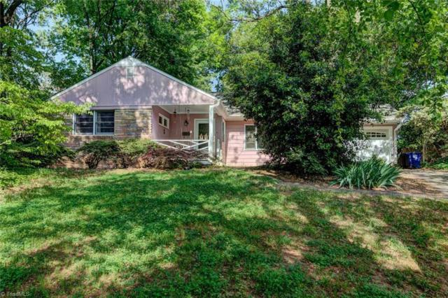 441 Horace Mann Avenue, Winston Salem, NC 27104 (MLS #886603) :: Banner Real Estate
