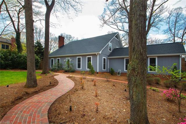 2564 Robinhood Road, Winston Salem, NC 27106 (MLS #886607) :: Banner Real Estate
