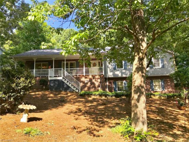 4834 Tallwood Drive, Trinity, NC 27370 (MLS #886628) :: Banner Real Estate