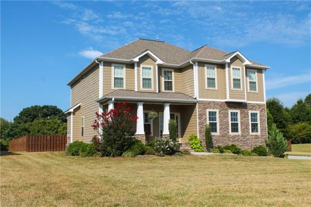 3406 Garrick Trace, Browns Summit, NC 27214 (MLS #886792) :: Banner Real Estate
