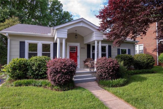2311 Elizabeth Avenue, Winston Salem, NC 27103 (MLS #886860) :: Banner Real Estate