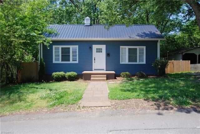 2110 Freeman Street, Winston Salem, NC 27127 (MLS #886865) :: Banner Real Estate