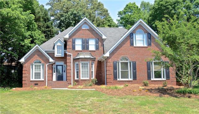 804 Arbor Run Court, Lewisville, NC 27023 (MLS #886952) :: Kristi Idol with RE/MAX Preferred Properties