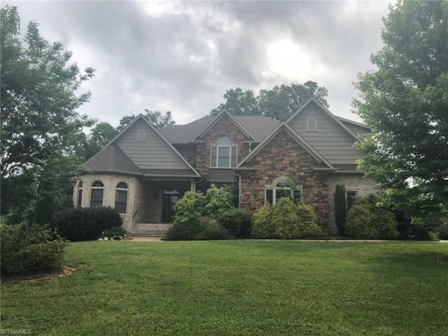 123 Sawgrass Drive, Advance, NC 27006 (MLS #887023) :: Banner Real Estate