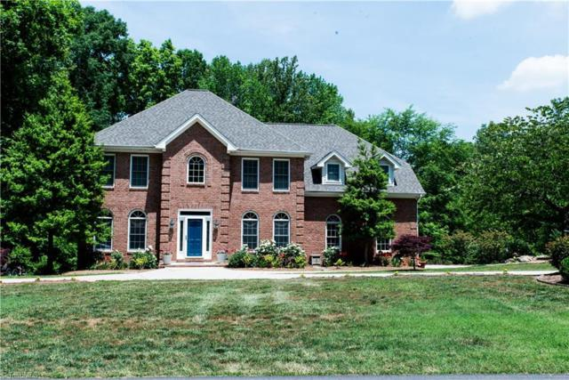 1810 Wild Fern Drive, Oak Ridge, NC 27310 (MLS #887118) :: Banner Real Estate
