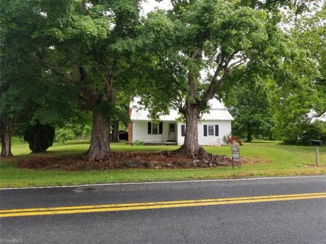 3369 E Holly Grove Road, Lexington, NC 27292 (MLS #887142) :: Ward & Ward Properties, LLC