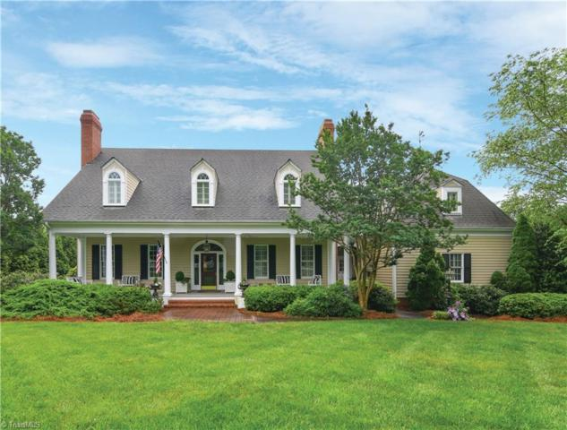 6808 Polo Farms Drive, Summerfield, NC 27358 (MLS #887146) :: Banner Real Estate