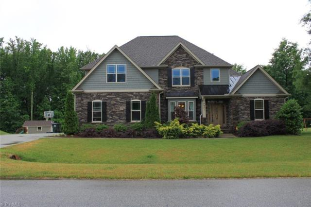 8931 Grove Park Drive, Oak Ridge, NC 27310 (MLS #887163) :: Lewis & Clark, Realtors®