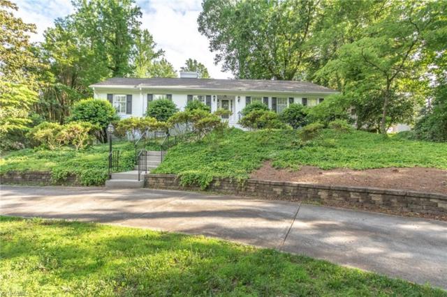 101 Country Club Drive, Greensboro, NC 27408 (MLS #887199) :: Banner Real Estate
