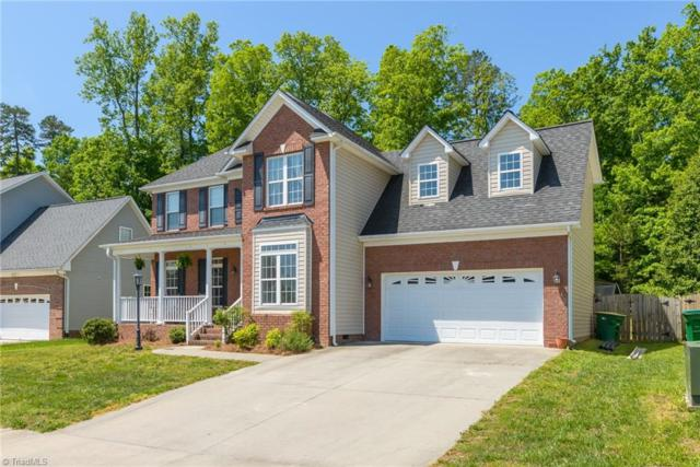 2512 Brook Stone Drive, Clemmons, NC 27012 (MLS #887222) :: Banner Real Estate