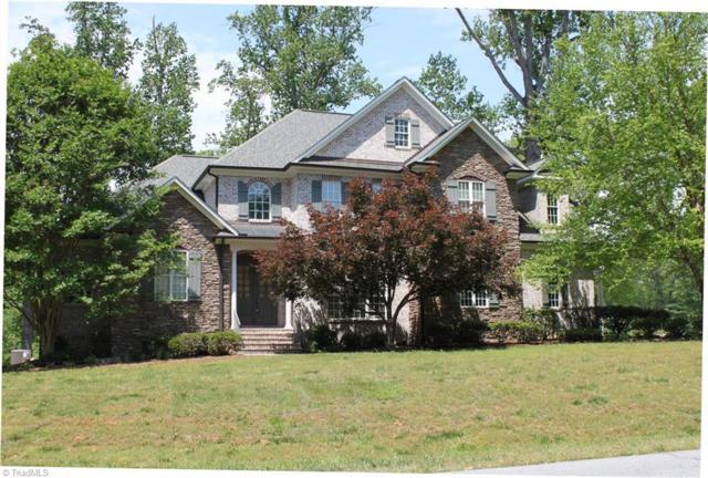 252 Brassie Lane, Summerfield, NC 27358 (MLS #887307) :: Banner Real Estate