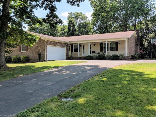550 Pepperidge Road, Lewisville, NC 27023 (MLS #887314) :: Banner Real Estate