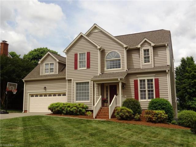 376 Kingsmill Drive, Advance, NC 27006 (MLS #887320) :: Banner Real Estate