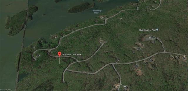168 Sirocco Drive W Lot 46, Denton, NC 27239 (MLS #887366) :: Banner Real Estate