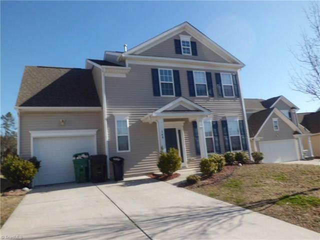 748 Celtic Crossing Drive, High Point, NC 27265 (MLS #887413) :: Kristi Idol with RE/MAX Preferred Properties