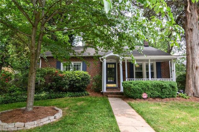 831 Lockland Avenue, Winston Salem, NC 27103 (MLS #887522) :: Banner Real Estate