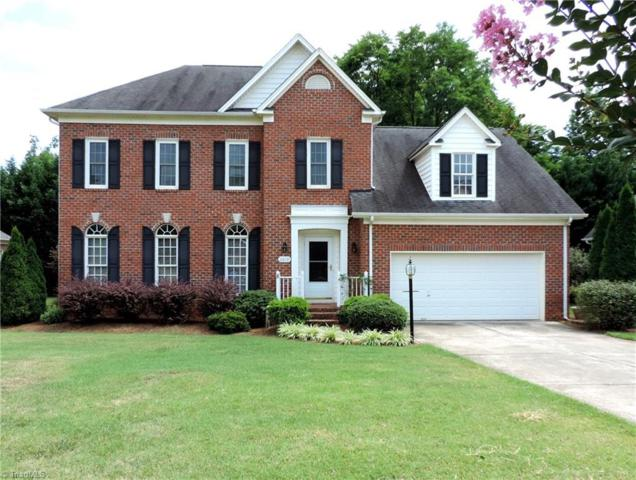 6810 Gray Moss Court, Clemmons, NC 27012 (MLS #887548) :: Banner Real Estate