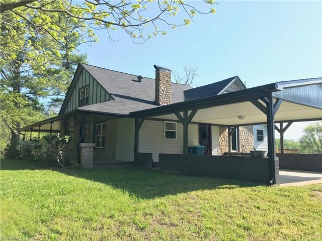 207 Riverview Road, Advance, NC 27006 (MLS #887598) :: Banner Real Estate