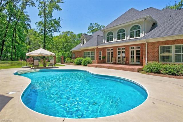 2443 Rocky Cove Lane, Denton, NC 27239 (MLS #887616) :: Banner Real Estate