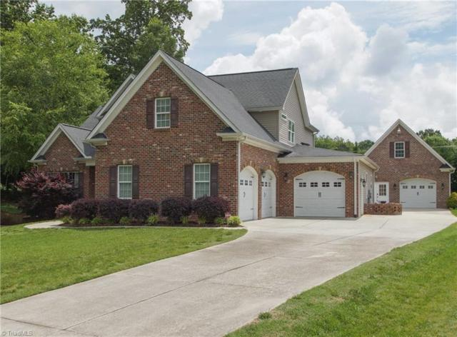 7008 Orchard Path Drive, Clemmons, NC 27012 (MLS #887621) :: Banner Real Estate
