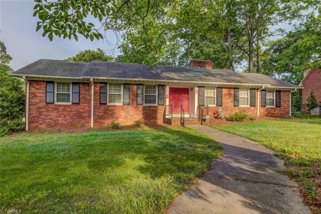 1400 Arrowood Court, Winston Salem, NC 27104 (MLS #887630) :: Banner Real Estate