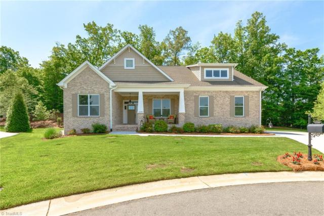 2108 Cherrywood Drive, Clemmons, NC 27012 (MLS #887669) :: Banner Real Estate