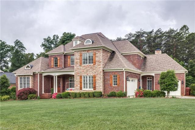 7527 Henson Forest Drive, Summerfield, NC 27358 (MLS #887768) :: Kristi Idol with RE/MAX Preferred Properties