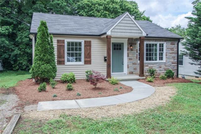 1118 Ford Street, Winston Salem, NC 27103 (MLS #887831) :: Banner Real Estate