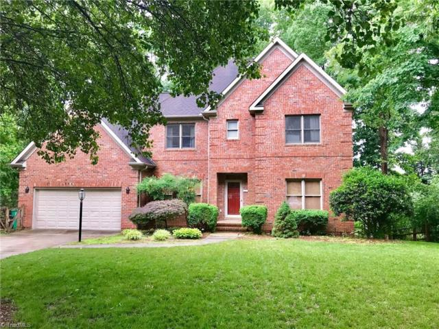 2416 Glen Cove Way, High Point, NC 27265 (MLS #887859) :: The Temple Team