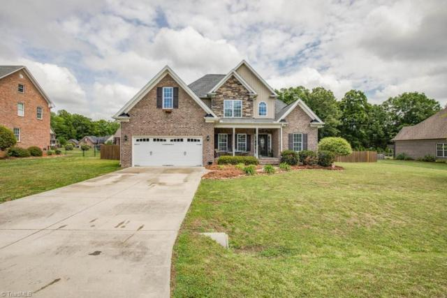 274 Windsong Drive, Clemmons, NC 27012 (MLS #887885) :: Banner Real Estate