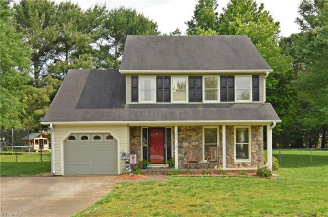 7016 Lanvale Court, Clemmons, NC 27012 (MLS #887889) :: Banner Real Estate