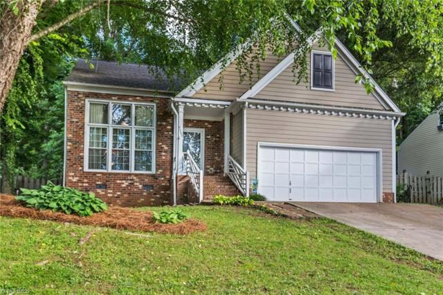 4609 Hickory Woods Drive, Greensboro, NC 27410 (MLS #887892) :: NextHome In The Triad