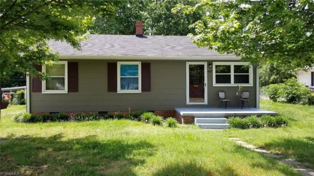 1403 Fairview Street, Greensboro, NC 27405 (MLS #887909) :: Lewis & Clark, Realtors®