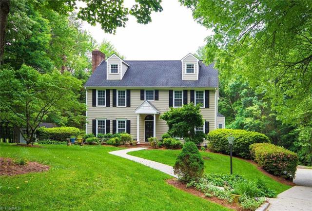 470 Heritage Drive, Lewisville, NC 27023 (MLS #887930) :: Banner Real Estate