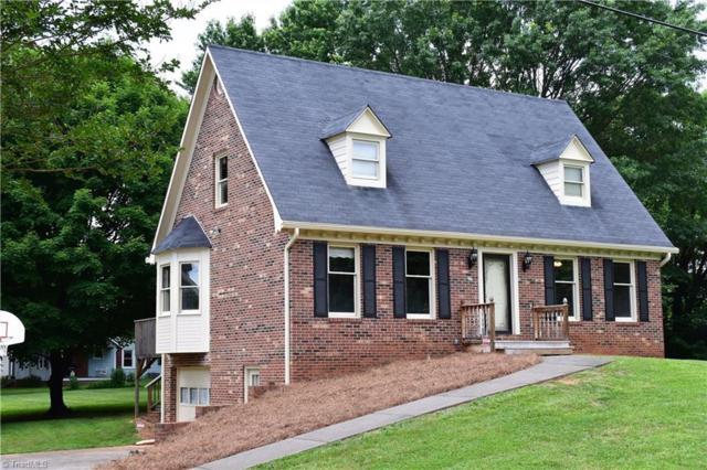 1765 Ralee Drive, Winston Salem, NC 27127 (MLS #887962) :: Banner Real Estate
