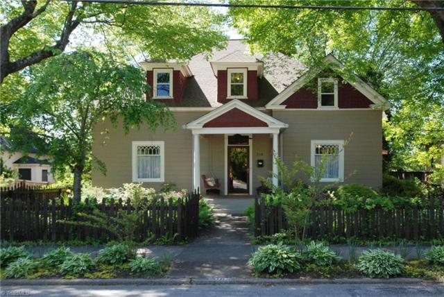 208 W Banner Avenue, Winston Salem, NC 27127 (MLS #888015) :: Banner Real Estate