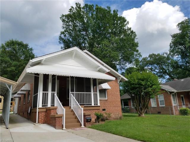 1502 Upland Drive, Greensboro, NC 27405 (MLS #888064) :: Lewis & Clark, Realtors®