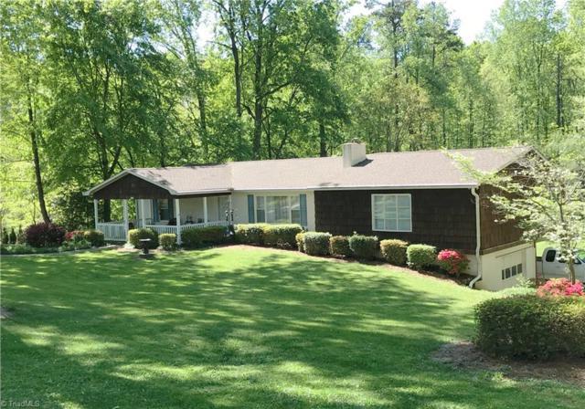 2076 Lake Drive, Winston Salem, NC 27127 (MLS #888084) :: Banner Real Estate