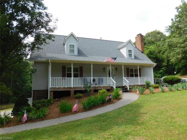 5750 Gayray Street, Clemmons, NC 27012 (MLS #888094) :: Banner Real Estate